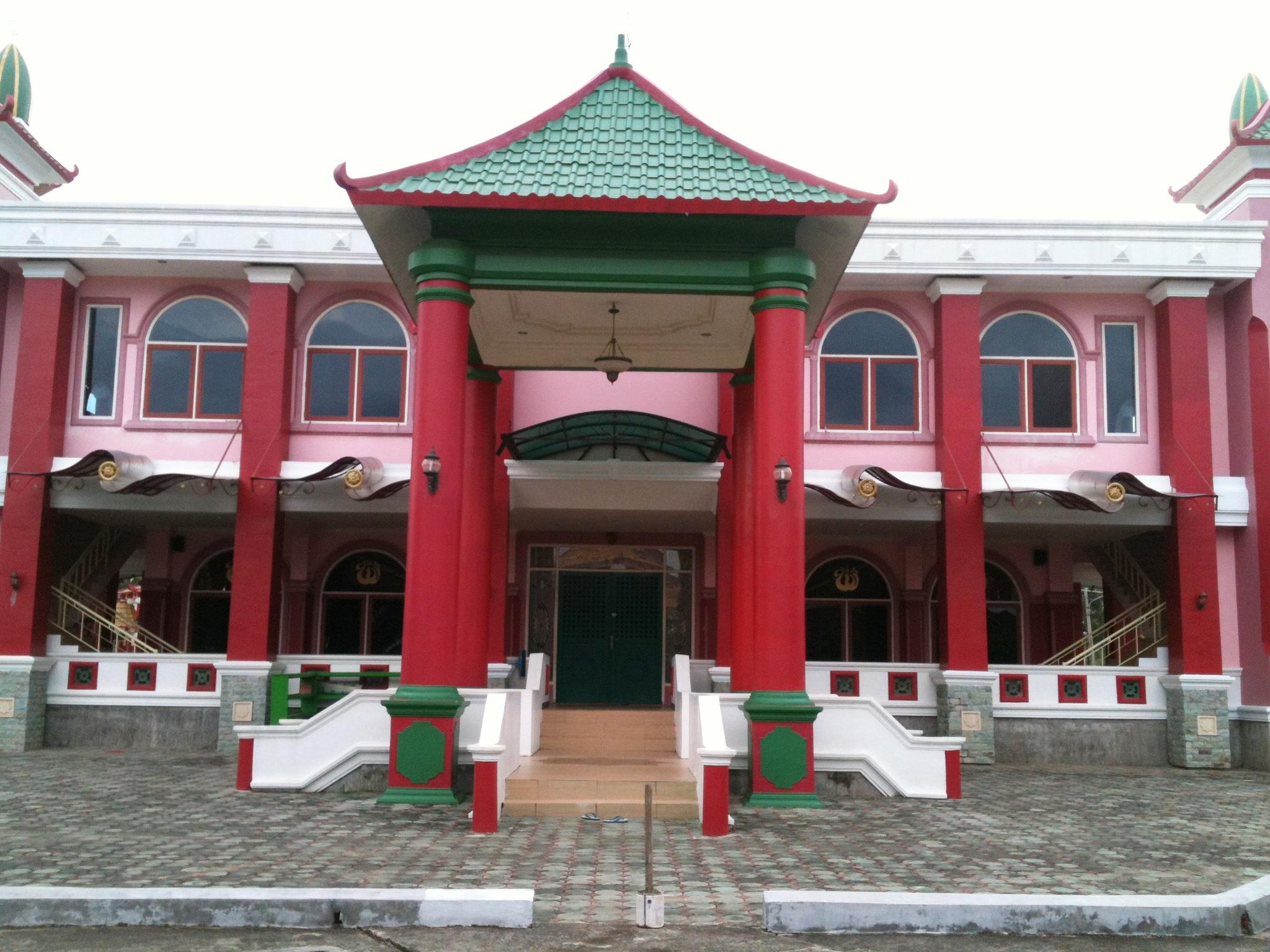 Wisata Religi Masjid Cheng Hoo Palembang Al Islam Muhammad Sriwijaya