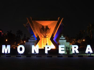 10 Gambar Monumen Perjuangan Rakyat Monpera Palembang Sejarah Asal Selam