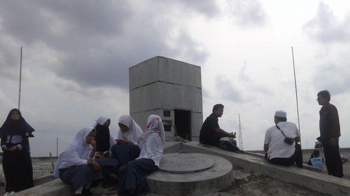 Asiknya Lihat Kota Palembang Puncak Monpera Sumatera Selatan Berani Monumen