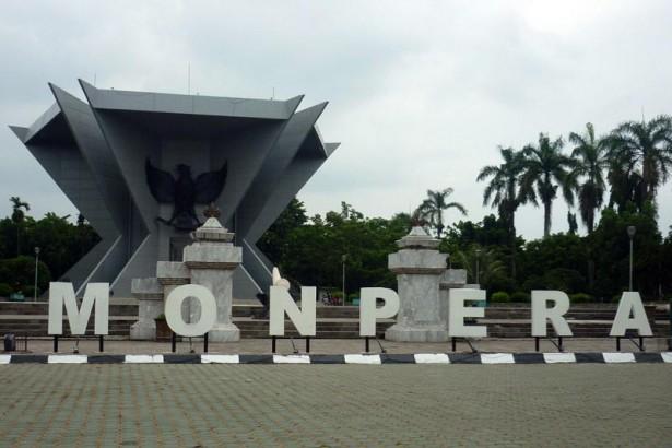Berkunjung Monpera Palembang Monumen Perjuangan Rakyat Kota
