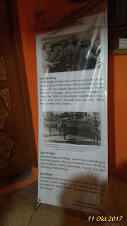 Berkunjung Museum Monumen Perjuangan Rakyat Sumbagsel Melakukan Selama 5 Hari