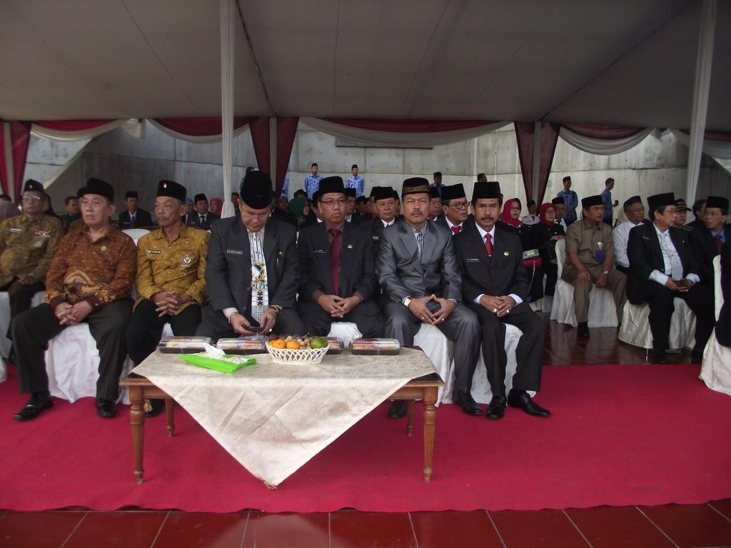 Kakankemenag Kota Palembang Alfajri Zabidi Spd Mm Mpdi Menghadiri Upacara