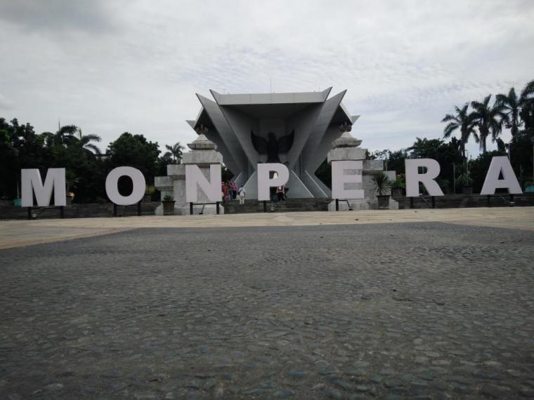 Mengintip Kisah Balik Kokohnya Monumen Perjuangan Rakyat Palembang Kota