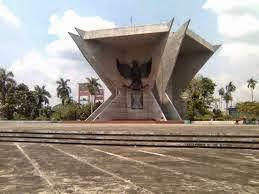 Monpera Monumen Perjuangan Rakyat Balik Papan Lokasi Pariwisata Palembang Kota