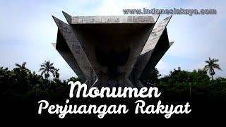 Monpera Simbol Perjuangan Rakyat Bergelora Indonesiakaya Monumen Palembang Kota