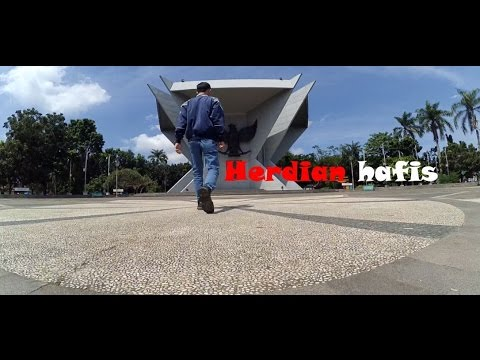 Monumen Perjuangan Rakyat Monpera Palembang Dom4 Youtube Kota