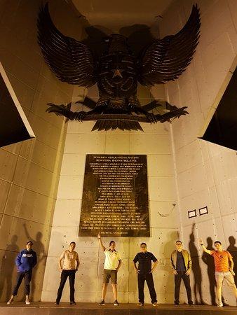 Monumen Perjuangan Rakyat Monpera Picture Palembang Kota