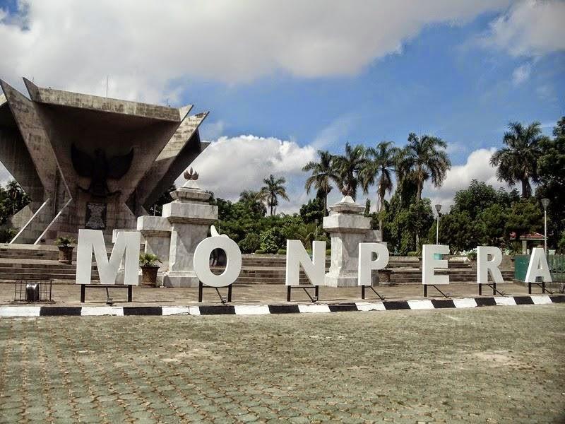 Negeri Terkaya Mempelajari Perjuangan Palembang Penjajahan Monumen Rakyat Kota