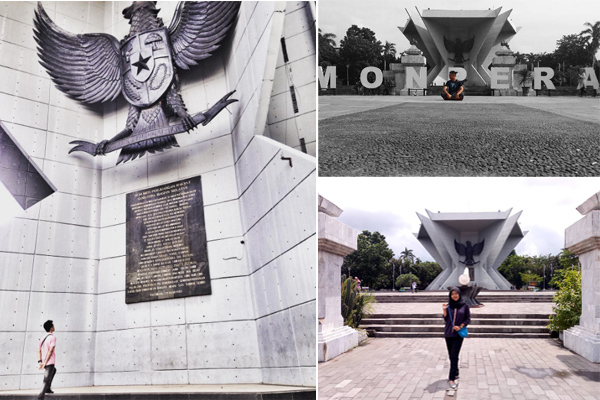 Panduan Lengkap Wisata Palembang Blog Ivacanza Monumen Perjuangan Rakyat Roygsaputra03