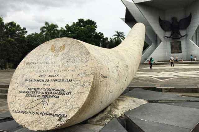 Tempat Wisata Palembang Terbaru 2018 Indah Murah Monumen Perjuangan Rakyat