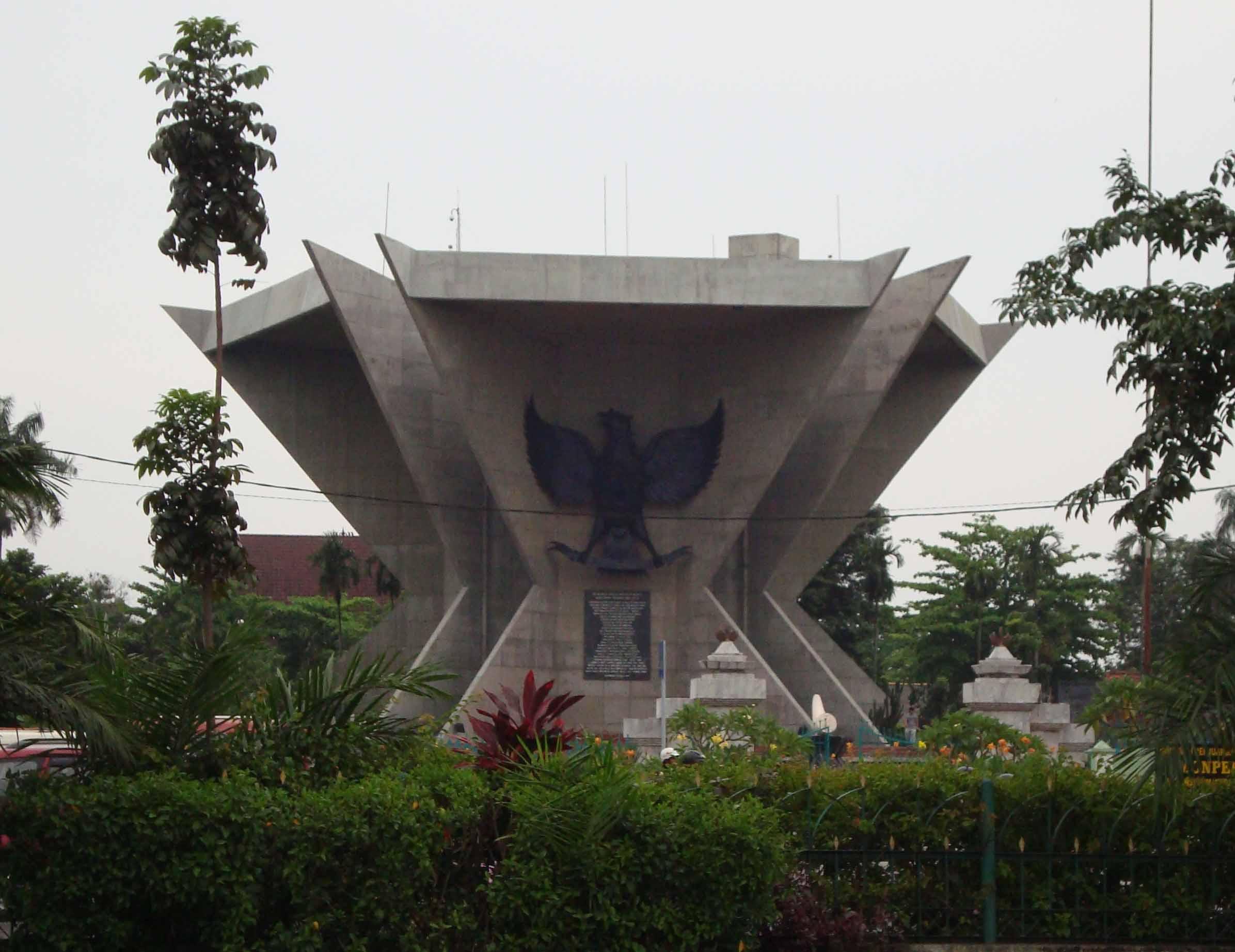 Tribun Ilmu Tempat Wisata Palembangtribunilmu Monumen Perjuangan Rakyat Palembang Terletak