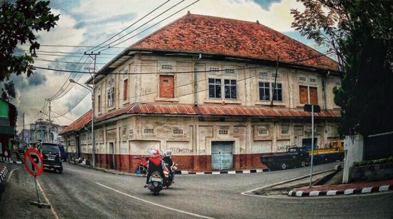 Video Pariwisata Kota Palembang Komplit Sekanak Heritage Village Plaza Benteng