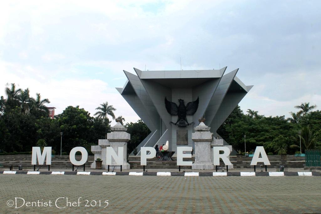 Wisata Kota Palembang Dentist Chef Monpera Monumen Perjuangan Rakyat Sumatera