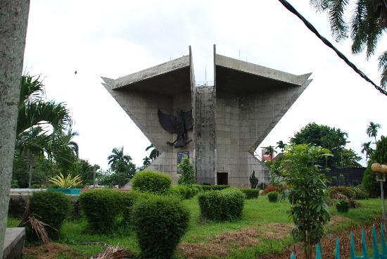 Wisata Kota Palembang Monpera Monumen Perjuangan Rakyat Berkunjung Menambah Wawasan