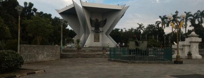 Wisata Kota Palembang Part 1 Monumen Perjuangan Rakyat Monpera