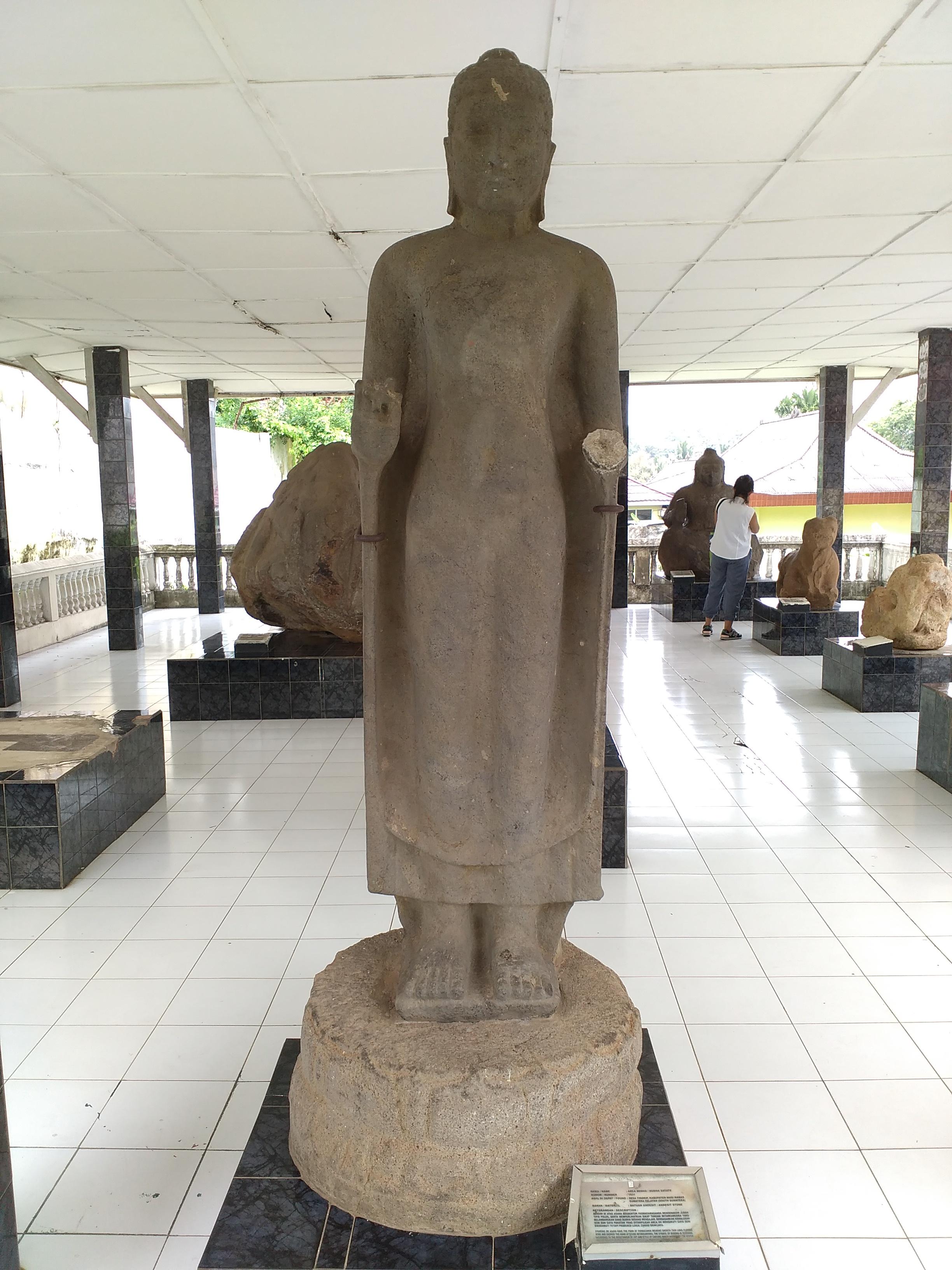 Menelurusi Sejarah Sriwijaya Hingga Palembang Museum Balaputera Dewa Img 20160210