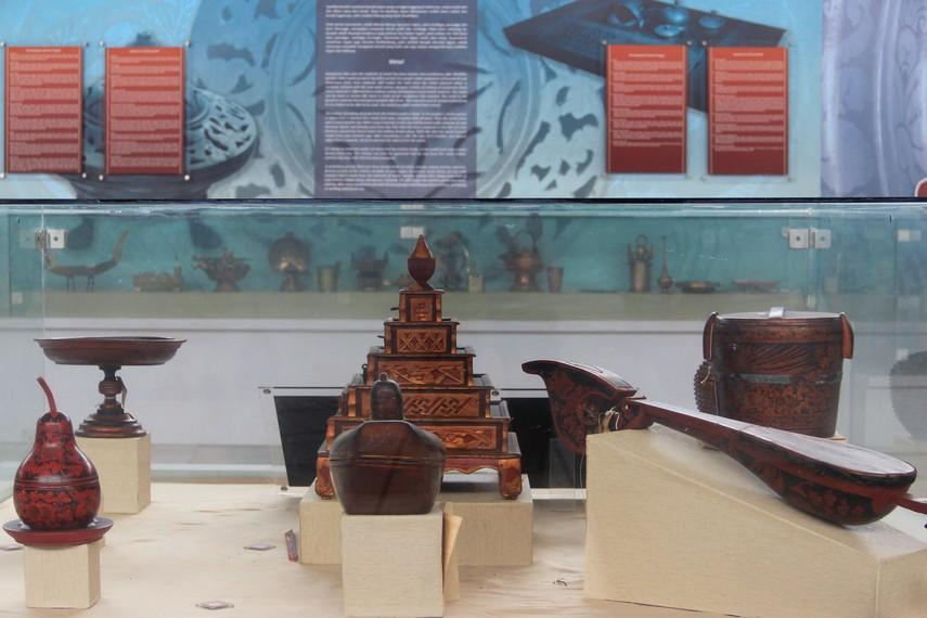 Menelusuri Sejarah Palembang Museum Balaputera Dewa Pengunjung Menemukan Koleksi Lain