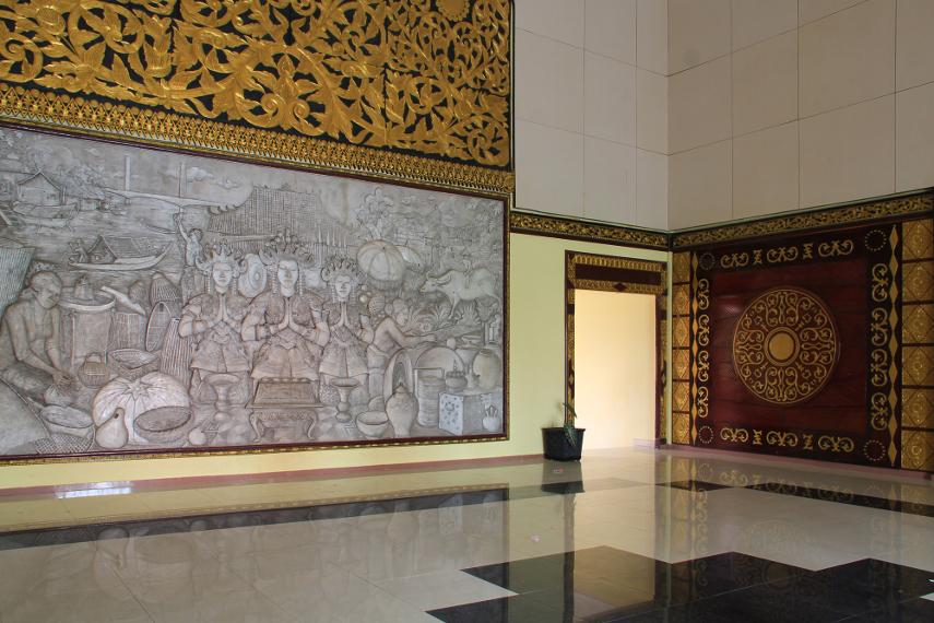 Menelusuri Sejarah Palembang Museum Balaputera Dewa Secara Umum Menyimpan Berbagai