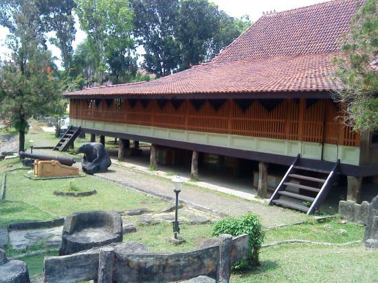 Museum Balaputradewa Foto Palembang Negeri Balaputra Dewa Kota