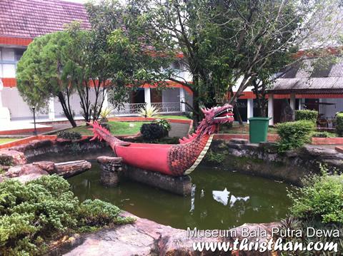 Museum Balaputradewa Melihat Kekayaan Budaya Palembang Panduan Negeri Balaputra Dewa