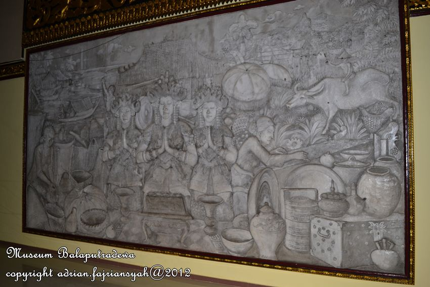 Museum Balaputradewa Palembang Pesona Relife Kehidupan Masyarakat Sumatera Selatan Negeri