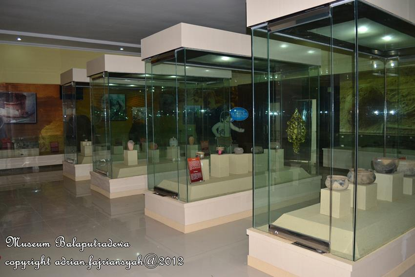 Museum Balaputradewa Palembang Pesona Wajah Negeri Balaputra Dewa Kota