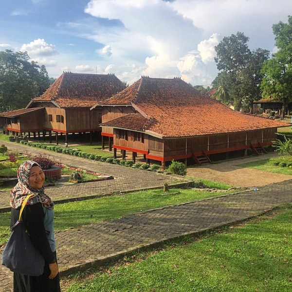 Photos Museum Balaputra Dewa Palembang Sumatera Selatan Photo Eeman 4