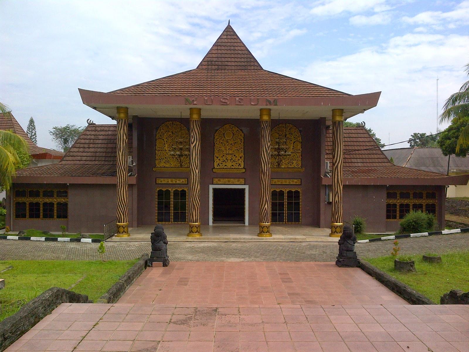 Profil Museum Negeri Sumatera Selatan Balaputra Dewa Diresmikan Tanggal 5