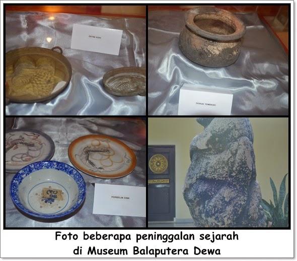 Selamat Datang Laporan Hasil Kunjungan Media Mahasiswa Koleksi Museum Balaputradewa
