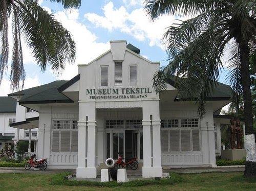 World Tourism Kota Palembang Odtw Museum Berada Tengah Jelasnya Tepat