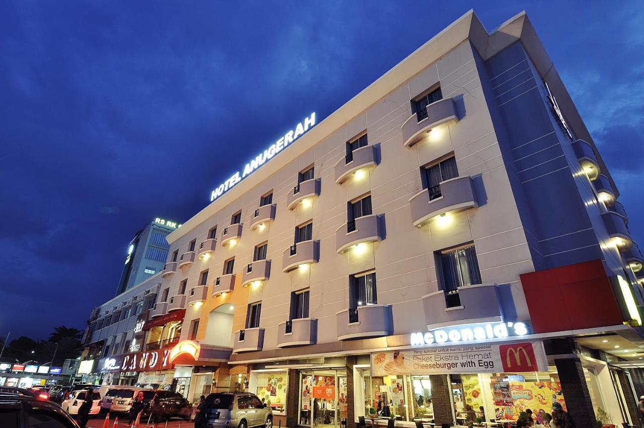 Area Hotel Mcdonald Pempek Candy Ulasan Anugerah Image Palembang Kota