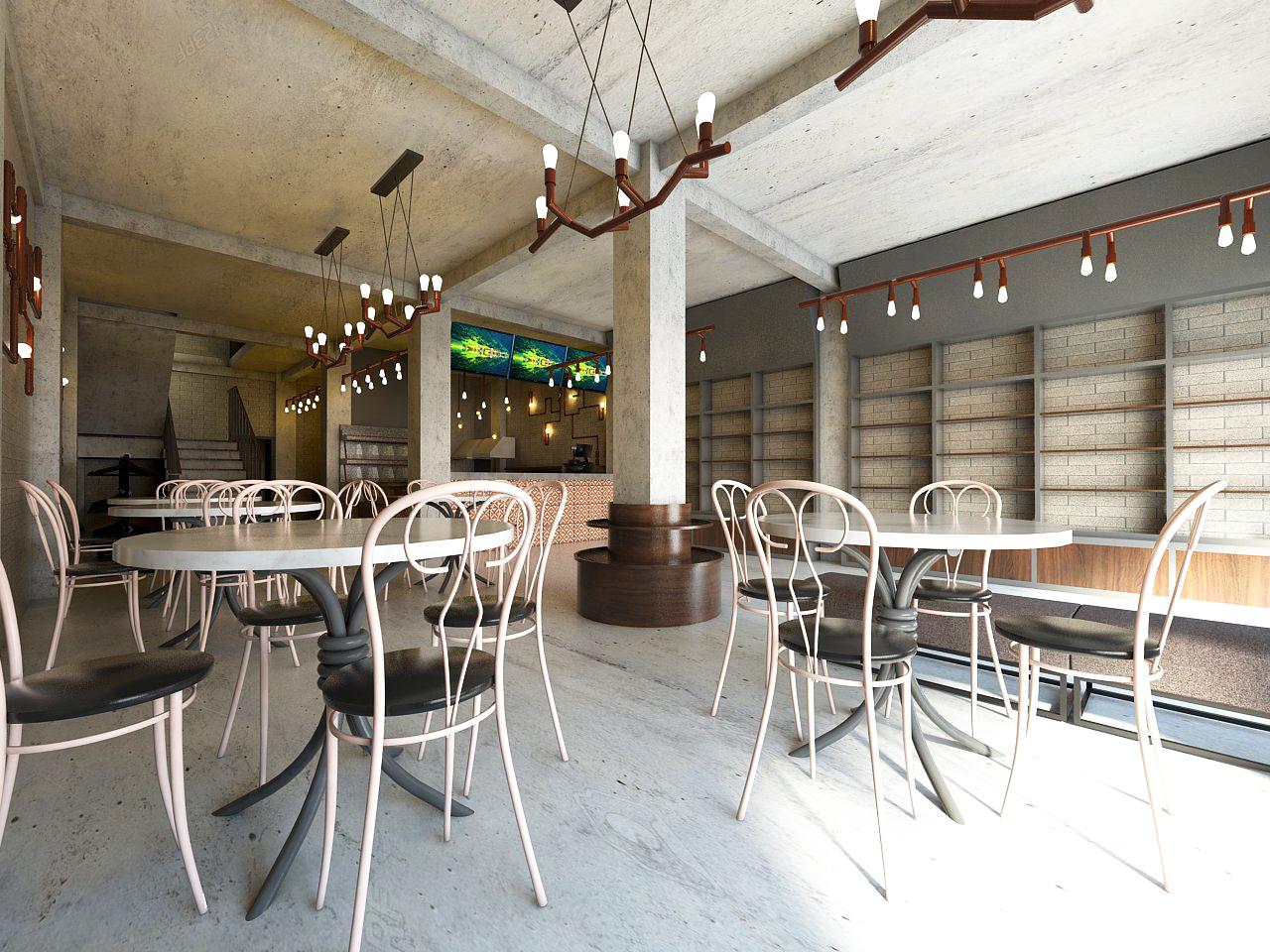Design Interior Palembang Pempek Candy Roemah Cantik Kota Terkenal Kuliner