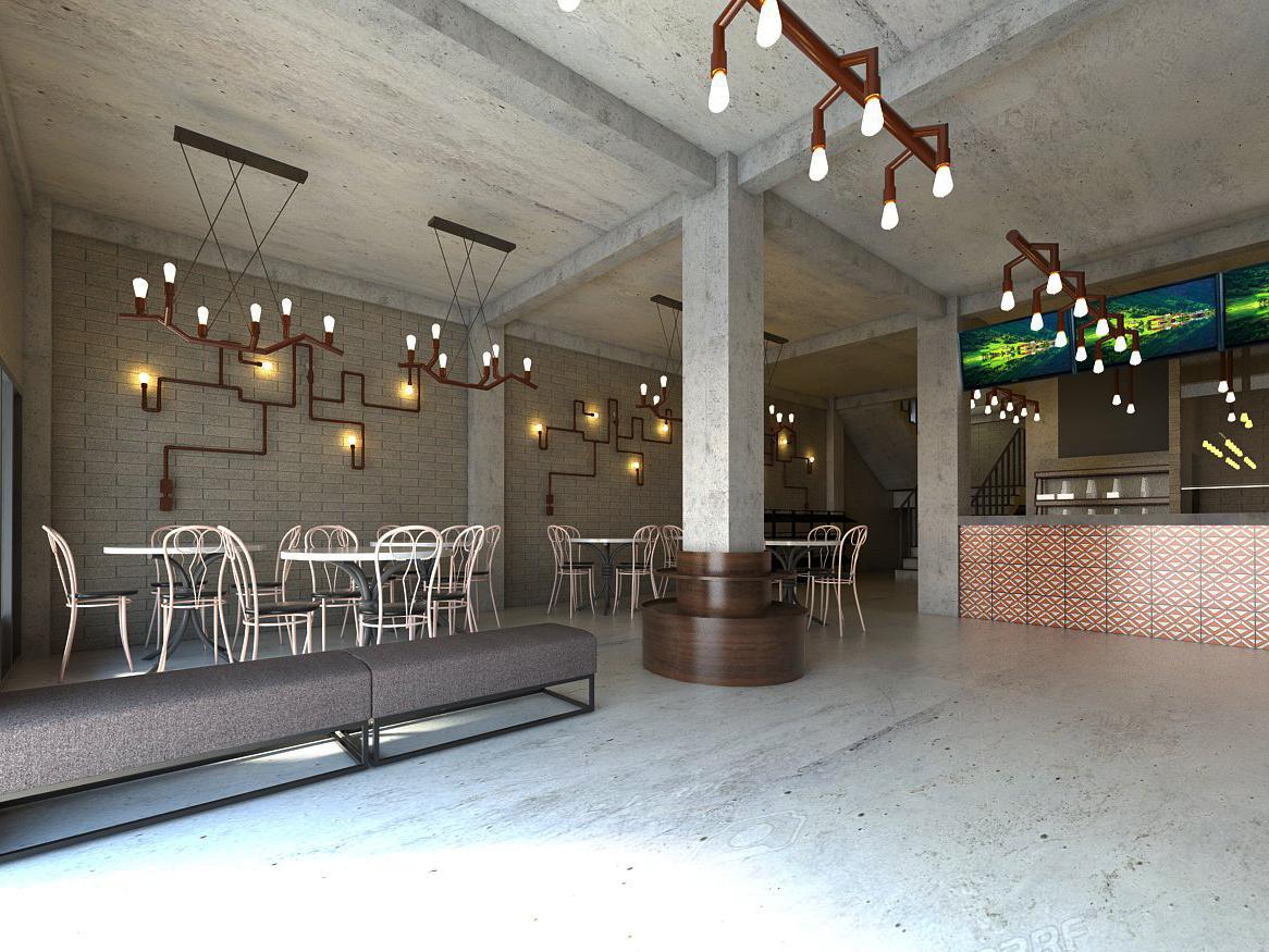 Design Interior Palembang Pempek Candy Roemah Cantik Kota