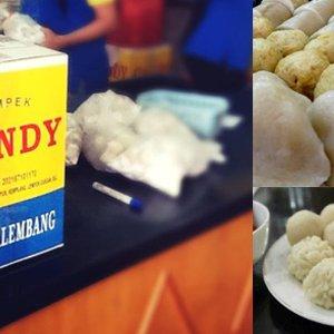 Jual Pempek Candy Asli Palembang Fresh Lapak Raffi Olshop Pclelang