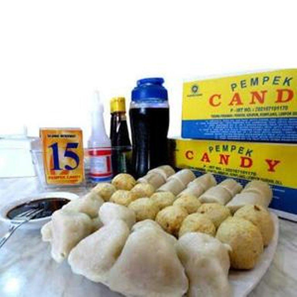 Jual Pempek Candy Asli Palembang Isi 35 Pcs Pengiriman Bogor