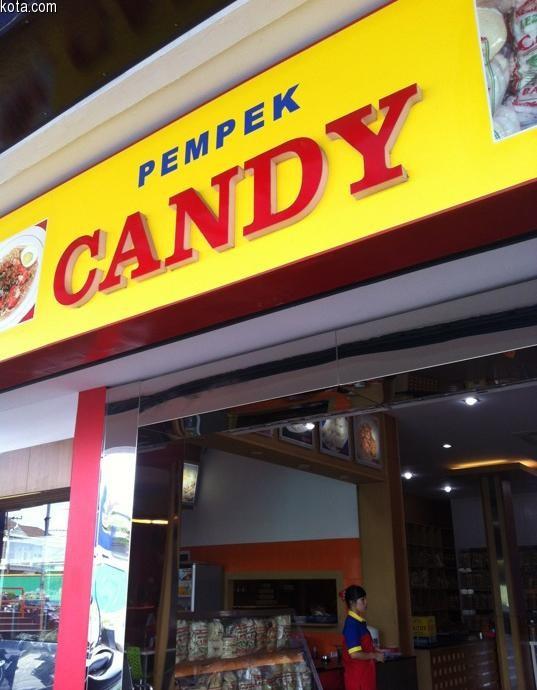 Pempek Candy Jalan Kapten Rivai 260 Palembang Sumatera Untitled Kota