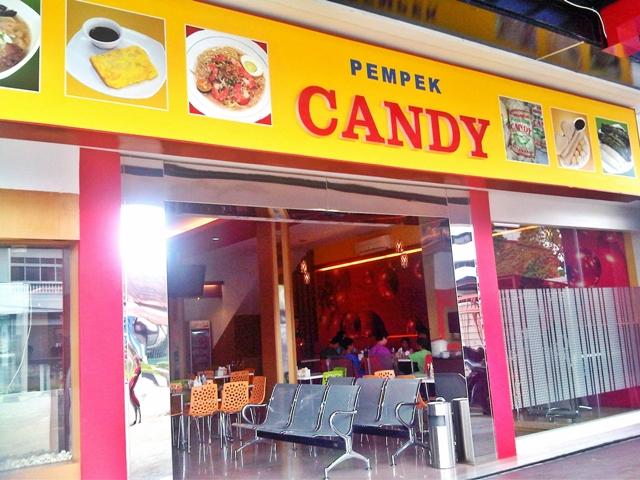 Pempek Candy Palembang Sumatera Selatan Kota