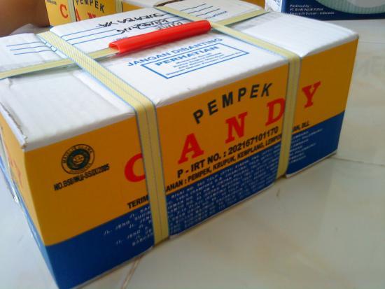 Pempek Candy Picture Palembang Tripadvisor Kota