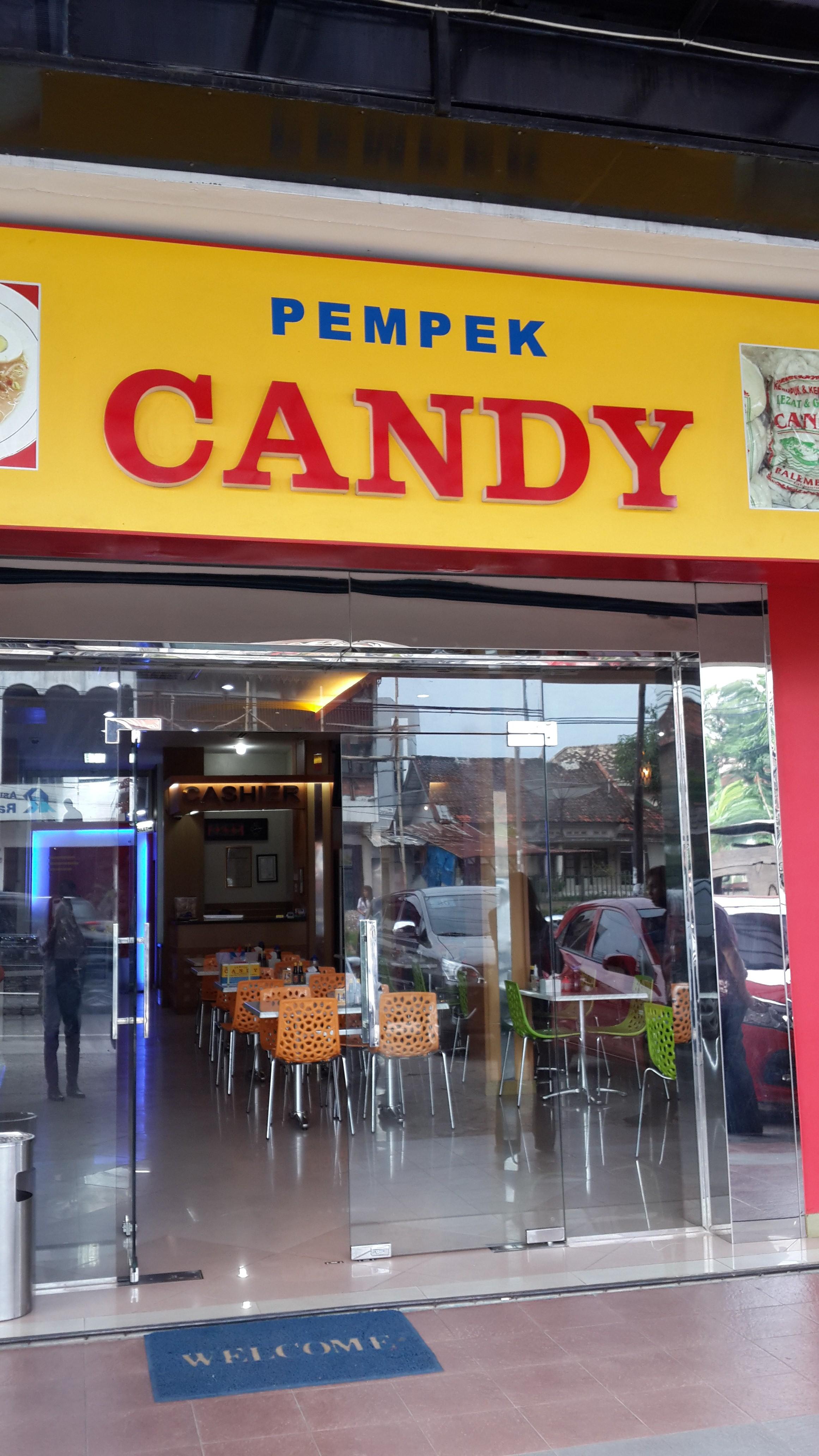 Pempek Pulau Kemaro Candy Palembang Kota