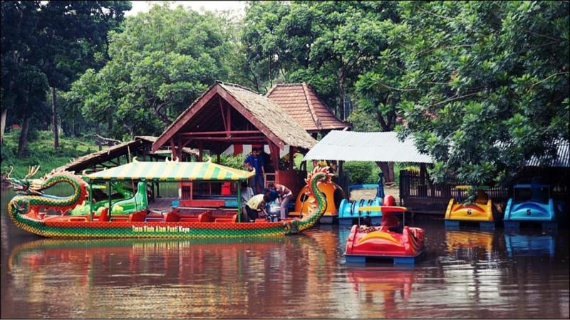 30 Daftar Tempat Wisata Palembang Sumsel Terkenal Pulau Alamat Jl