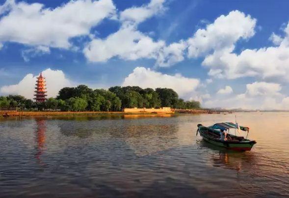 30 Daftar Tempat Wisata Palembang Sumsel Terkenal Pulau Alamat Sei