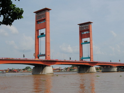 30 Daftar Tempat Wisata Palembang Sumsel Terkenal Pulau Kemaro Kota