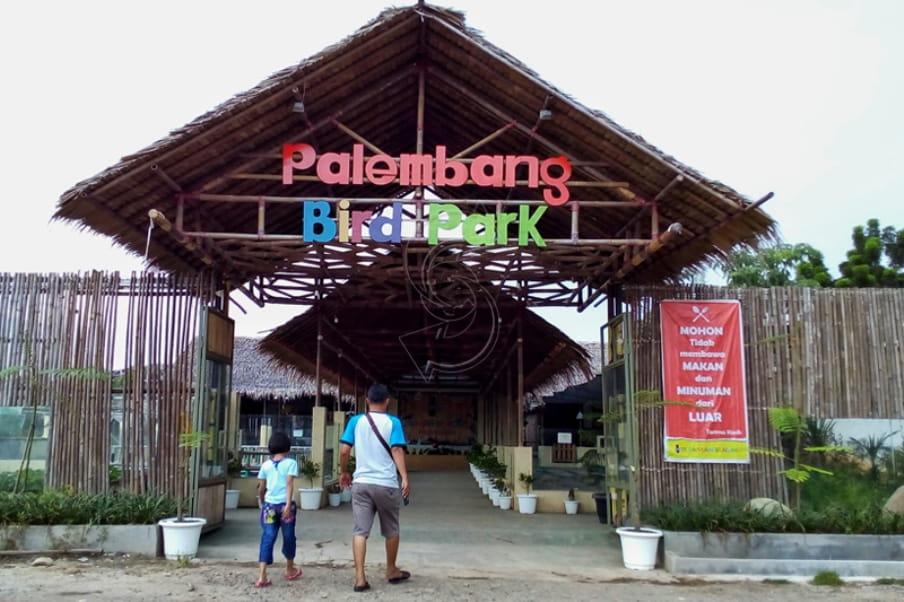 5 Objek Wisata Palembang Cocok Dikunjungi Bersama Keluarga Pulau Fantasy