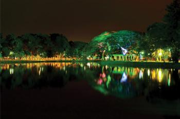 Dinas Kebudayaan Pariwisata Kota Palembang Tourist Destinations Pulau Fantasy