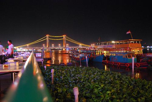 Ganderiedunhil Kota Palembang Pulau Fantasy