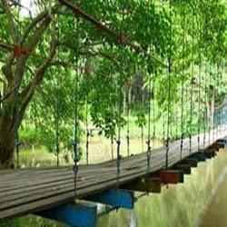 Inilah Fantasy Island Dufan Warga Palembang Tempat Wisata Air Alam