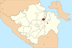 Lokasi Kota Palembang Pulau Sumatera Fantasy