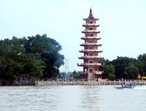 Objek Wisata Palembang Tempat Terdapat Sebuah Vihara Cina Klenteng Hok