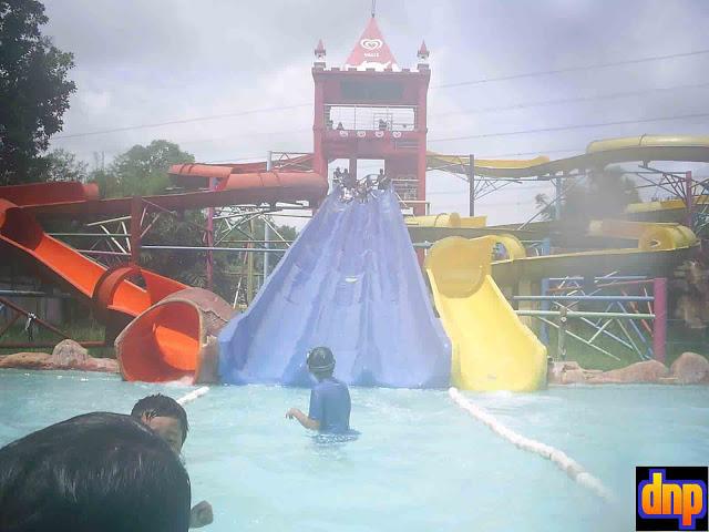 Palembang Seketsa Fantasy Island Pulau Kota