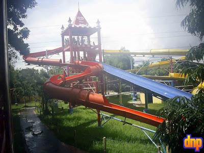 Palembang Seketsa Harga Tiket Masuk Fantasi Island Rp 35 000